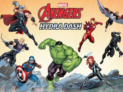 Avengers Hydra Dash