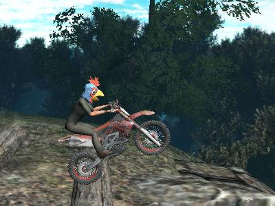 Bike Trial Xtreme Forest