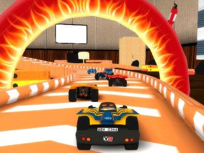 Burning Wheels Showdown