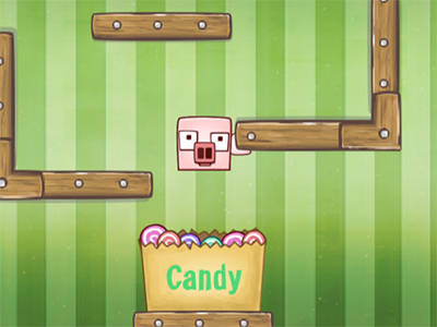 Candy Pig