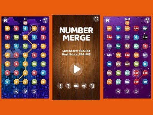 Number Merge