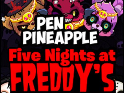 Pen Pineapple Freddys Night