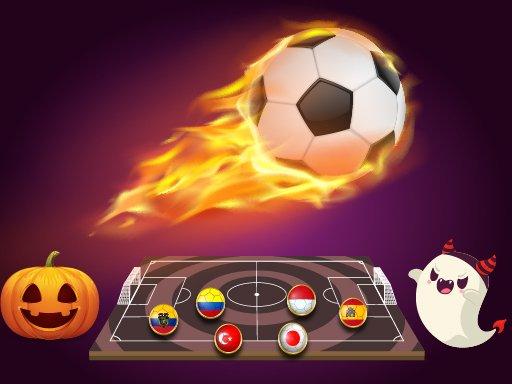 Soccer Caps Halloween