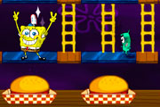Sponge Bob Patty Panic