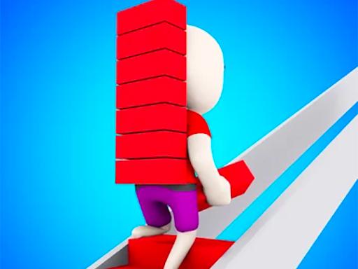 Stair Run 3D
