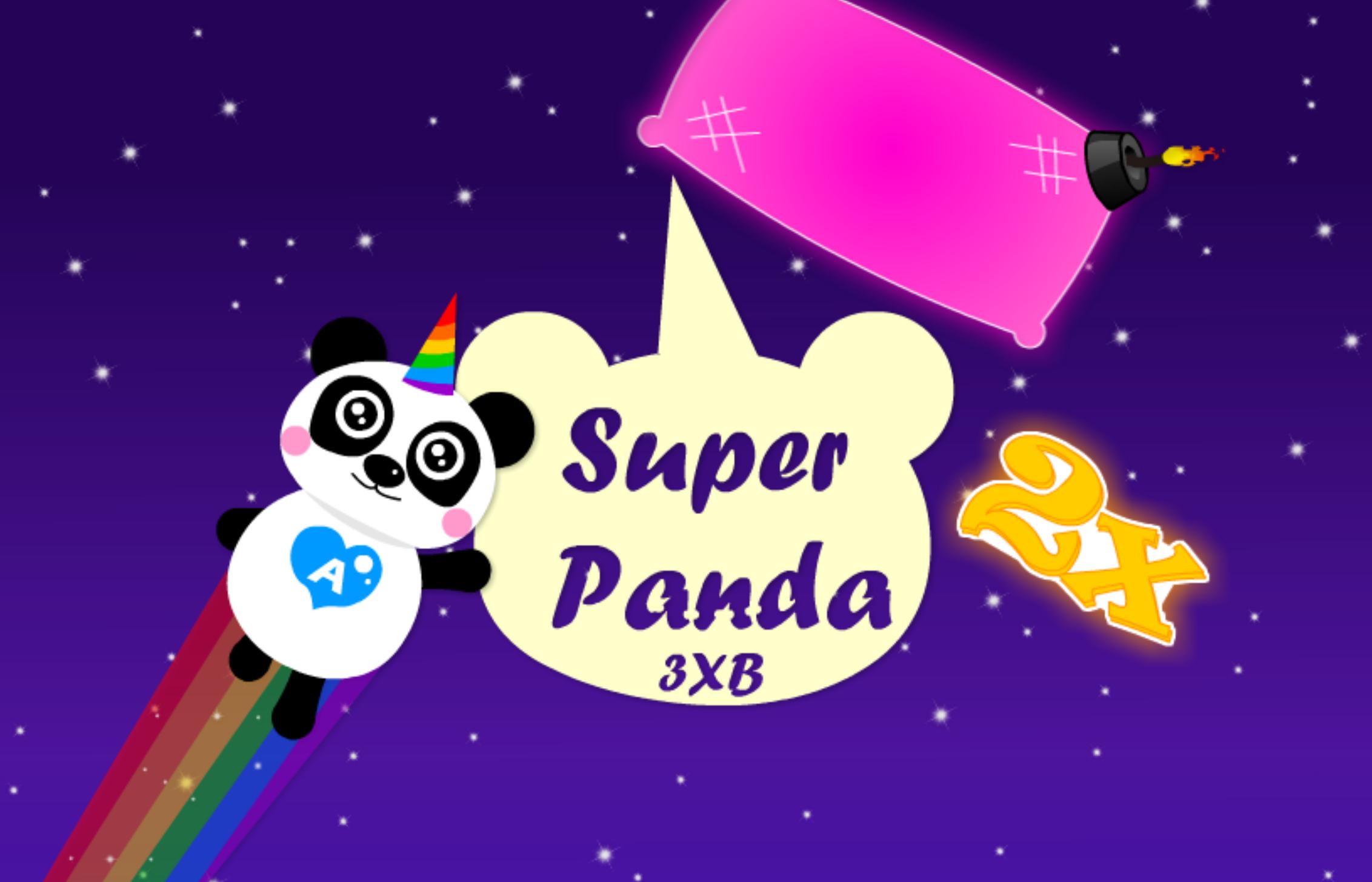 Super Panda 3xb