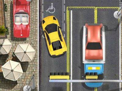 Supercar Parking Mania 2