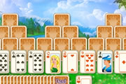 Tri Towers Solitaire