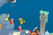 Tweety's Ocean Cleaning