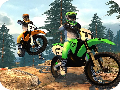 Uphill Offroad Moto Racing Game