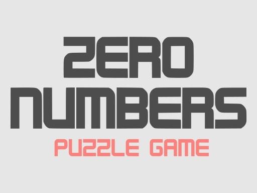 Zero Numbers